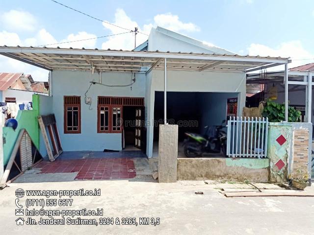 Rumah Murah Lokasi Dekat Griya Damai Indah Kenten Laut Palembang, Talang Kelapa, Banyuasin