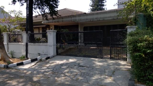 Rumah 1 lantai selatan jakarta, Cinere, Jakarta Selatan