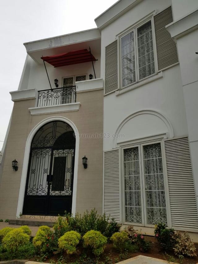 House Semi Furnish Harga Murah Siap Huni Di Jl Cikini Menteng, Menteng Jakarta Pusat, Cikini, Jakarta Pusat