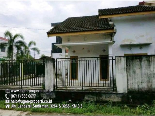 Rumah Depan PT. Pusri, Perumahan Graha Damai Lestari, Jln Lebak Jaya 3 Palembang, Kalidoni, Palembang