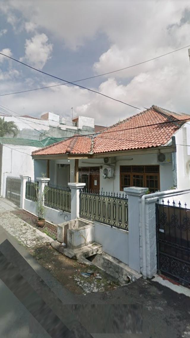 Tebet jalan 2 mobil, tenang asri strategis, Tebet, Jakarta Selatan