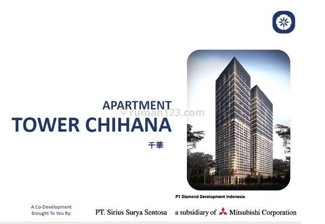 Dipasarkan Tower Chihana Vasanta Innopark di MM2100 Cibitung Cikarang Barat Bekasi, Cibitung, Bekasi