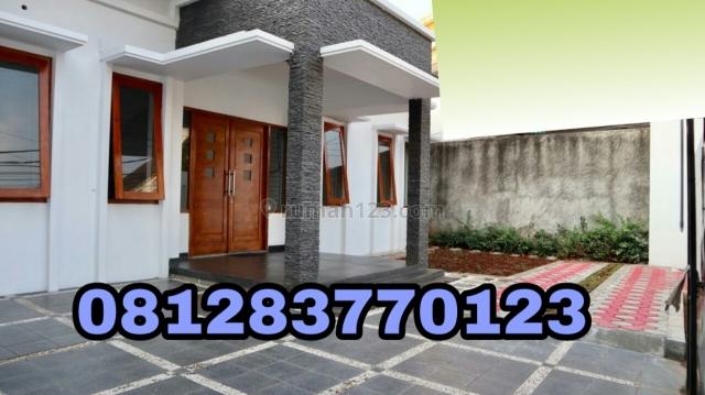Rumah Bagus Minimalis bisa untuk kantor dan hunian., Mampang Prapatan, Jakarta Selatan