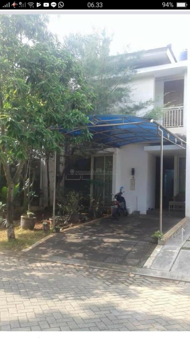 Rumah Tinggal Puri Botanical Furnished, Kembangan, Jakarta Barat