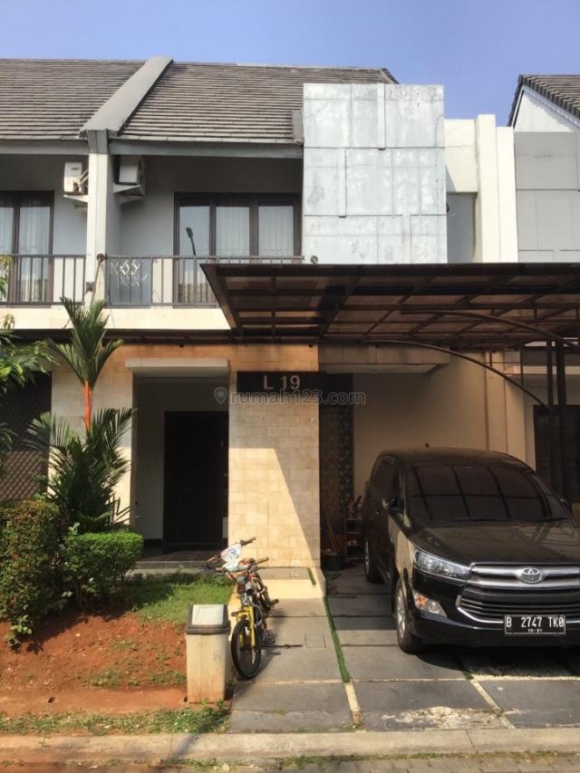 Rumah dijual 2 lantai, 3 kamar hos4833325 | rumah123.com