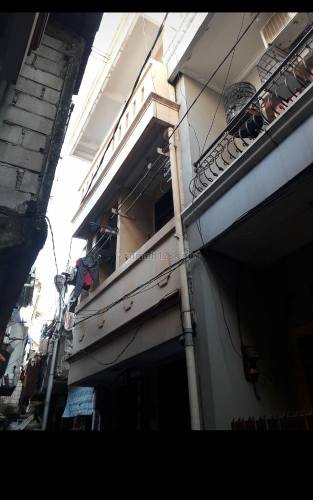 Rumah kost full lokasi dekat lokasari Dan glodok, Mangga Besar, Jakarta Barat