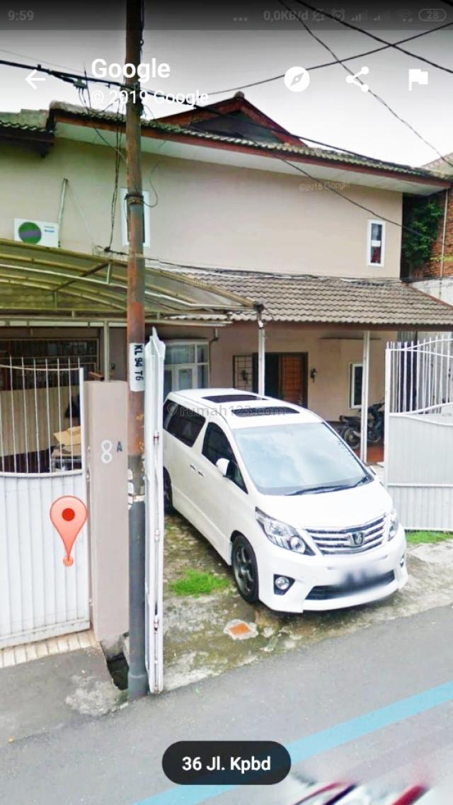 Rumah 2 LT Semi Furnished JakSel, Kebayoran Lama, Jakarta Selatan