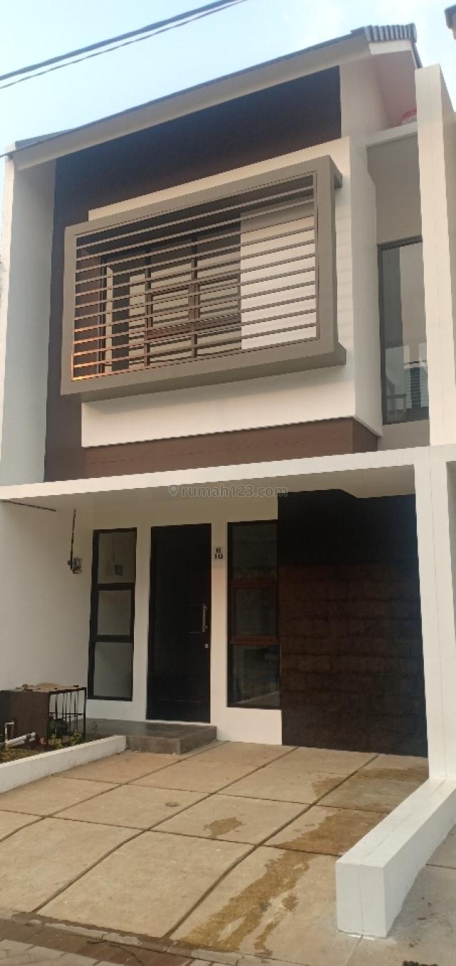 Rumah minimalis modern terbaru 2 lantai,Bsd city yang nyaman dan asri, BSD City, Tangerang