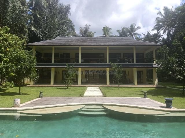 Rumah dijual 1 lantai, 6 kamar hos4844656   rumah123.com