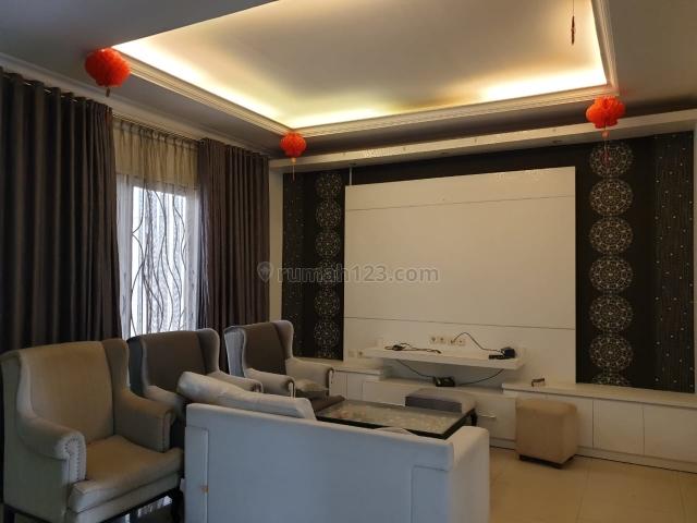 Rumah indomobil manyar full furnish pantai indah kapuk PIK, Pantai Indah Kapuk, Jakarta Utara