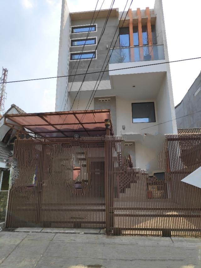 Rumah Furnished siap pakai, Sunter, Jakarta Utara