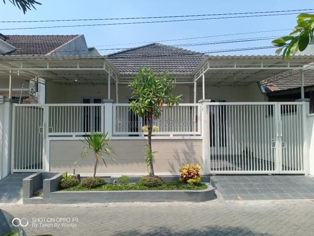 Rumah 1 Lantai Surabaya Barat Harga 1Man, Darmo permai, Surabaya