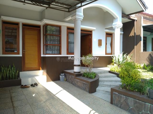 Siap Huni & Fully Furnished, Rumah Dikontrakkan di Pondok Hijau Gegerkalong, Setiabudi, Pondok Hijau, Bandung