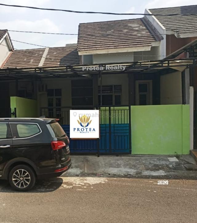 Rumah Minimalis Siap Huni di Serua Residence Sawangan (1802), Sawangan, Tangerang