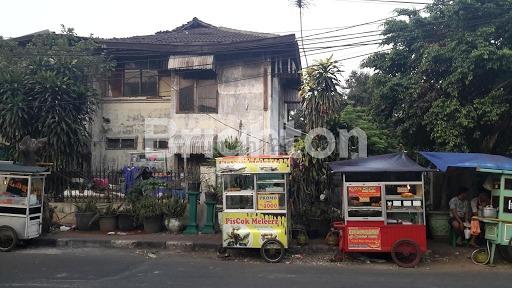 Bangunan tua hitung tanah di pulo asem timur raya jakarta timur, Pulo Asem, Jakarta Timur