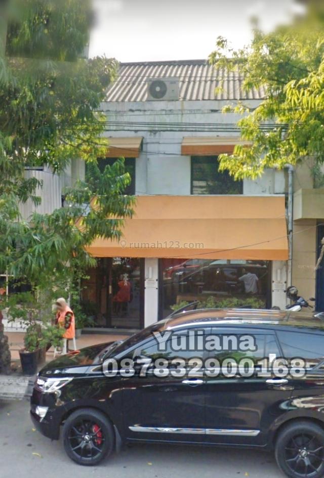 Rumah tingkat 1.5 lantai siap pakai di jalan raya Gajahmada, Semarang, Gajahmada, Semarang