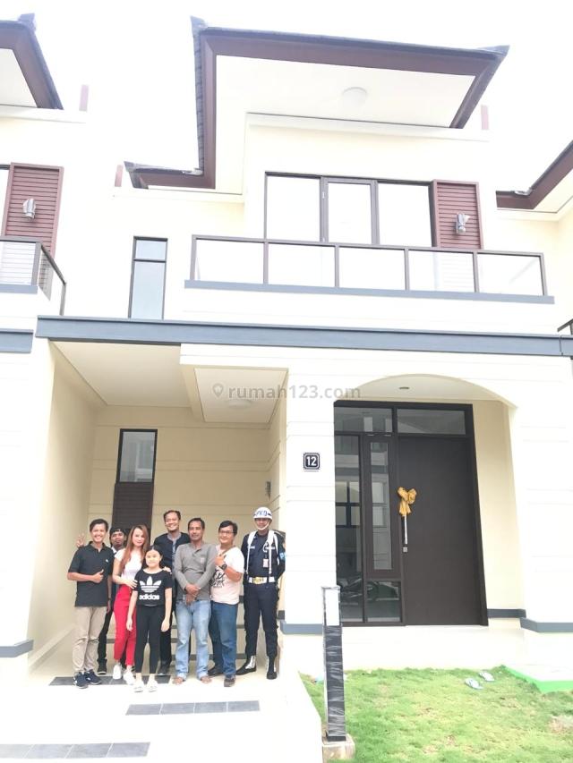 Rumah 2 lantai di Lavon, Tangerang, Sindang Jaya, Tangerang