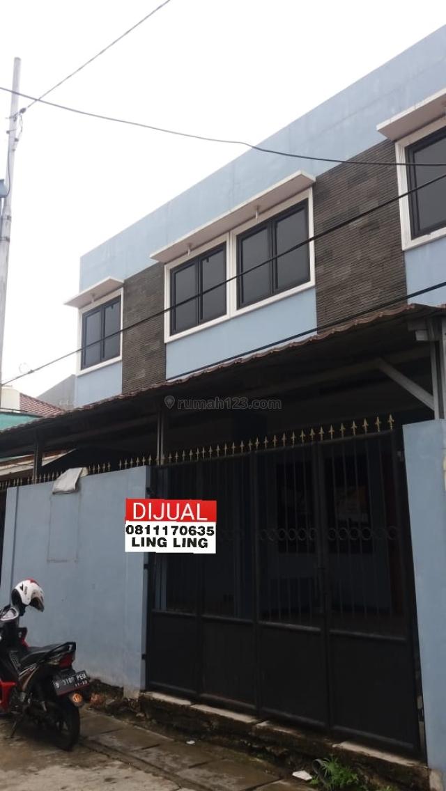 Rumah Siap Huni 2 Unit Langsung di Cengkareng, Cengkareng, Jakarta Barat