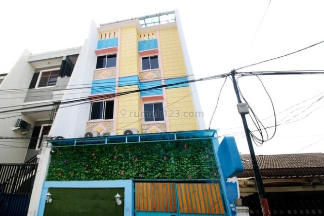 Kos -kosan di Dekat Kampus cocok untuk investasi diJelambar Jakarta Barat, Jelambar, Jakarta Barat