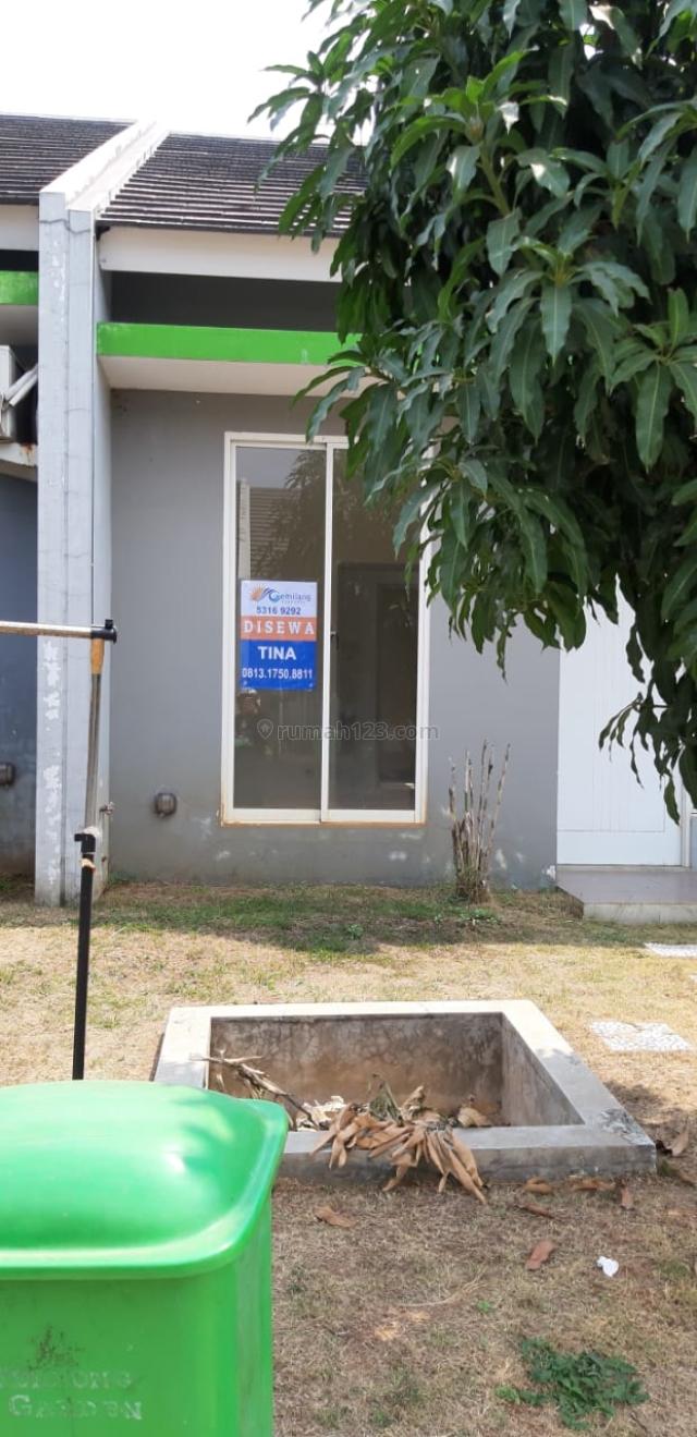 (TN)Rumah Mungil Minimalis,Serpong Garden 2 Cisauk, Cisauk, Tangerang