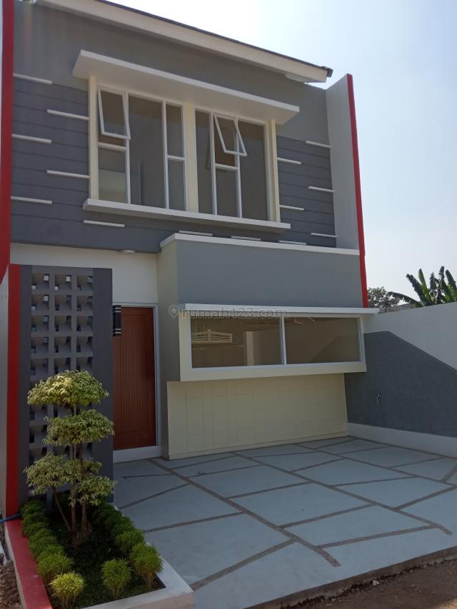Cluster Minimalis Glass House Di Jatiasih Bekasi, Telukpucung, Bekasi