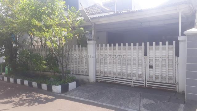 JUAL CEPAT RUMAH TUA HITUNG TANAH DI  RAWAMANGUN  JAKARTA TIMUR, Pulo Asem, Jakarta Timur