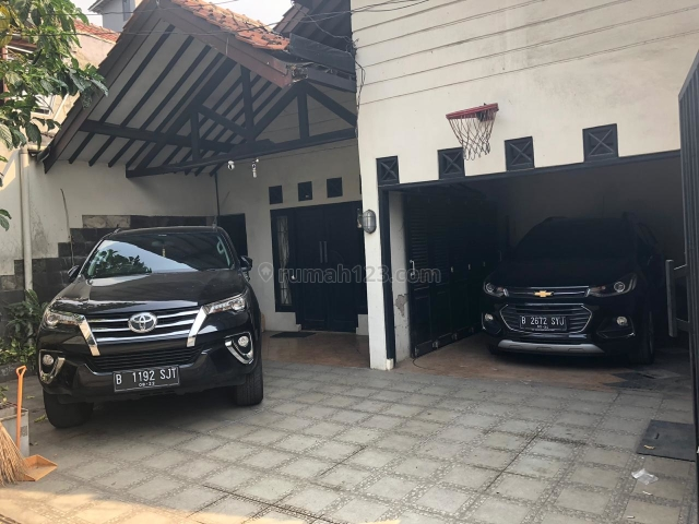 Rumah Siap Huni di Tebet Bukit Duri, Tebet, Jakarta Selatan