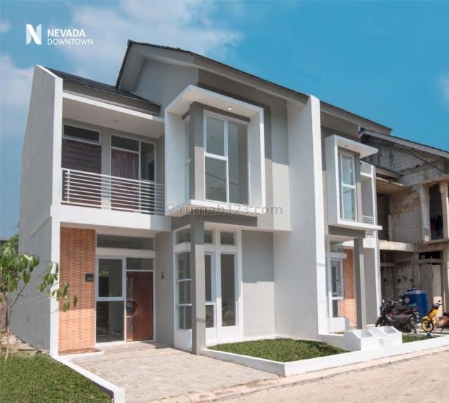 smart choice, rumah 2 lantai siap huni dekat main road Cimahi, Padalarang, Bandung