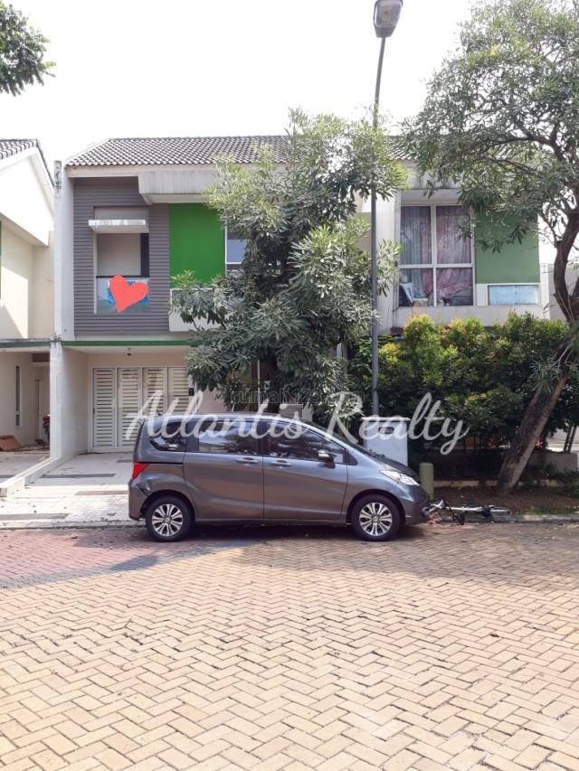 Rumah Cluster Oleaster di Gading Serpong., Gading Serpong Cluster Oleaster, Tangerang