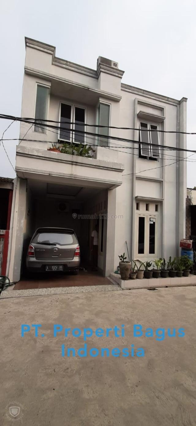 Rumah minimalis 2 lantai di Perumahan Puri harmoni 2, Curug, Tangerang