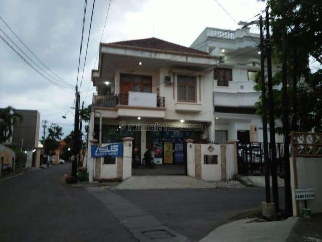 rumah 2 lantai di jalan anggrek semarang, Semarang Tengah, Semarang