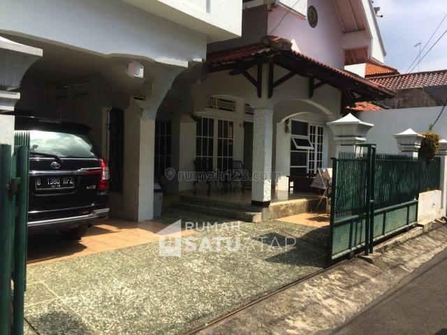Rumah Kost Murah dekat Stasiun Cawang - RSA031807, Cawang, Jakarta Timur