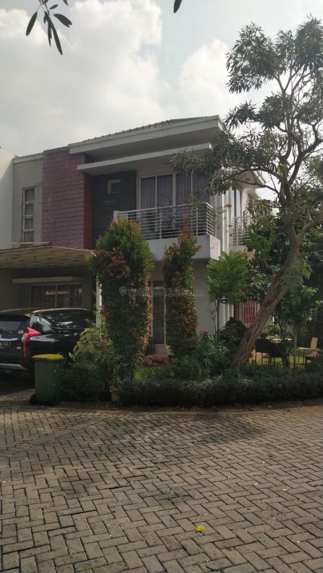 Rumah di Green Lake City , Cluster Amerika 8x15 Hoek , Green Lake City , Jakarta Barat, Green Lake City, Jakarta Barat