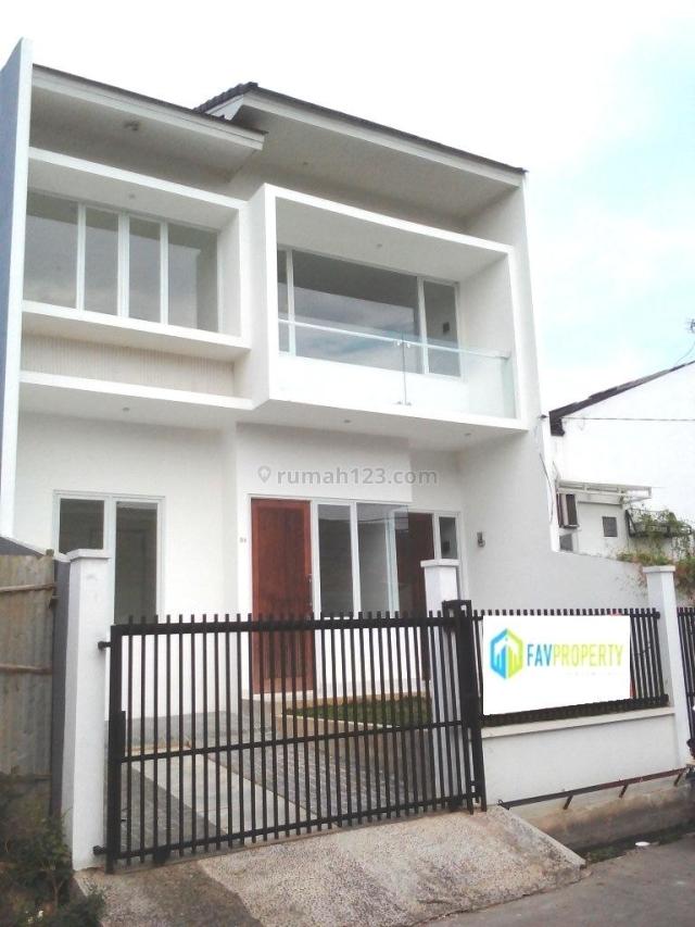 PONDOK GEDE   Rumah baru 2 lantai tanah luas harga murah, lokasi dalam komplek di Pondok Gede Bekasi, Pondok Gede, Bekasi