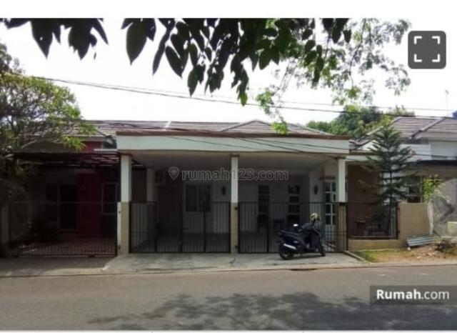Rumah di Cibubur Country BU Cepat bisa KPR, Cikeas, Bogor