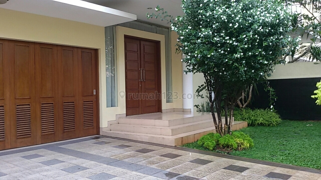 Luxury House closed to French school @Cipete Jakarta selatan, Cipete, Jakarta Selatan