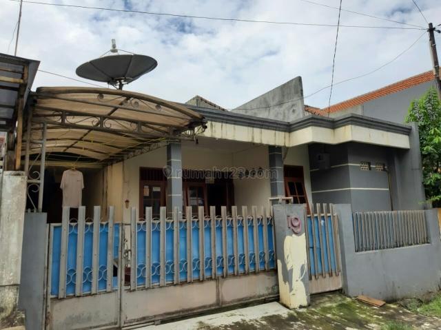 Rumah Minimalis Murah Akses hanya 200 meter ke Tol BORR, Kedung Halang, Bogor
