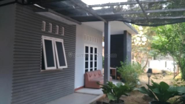 Rumah Hoek siap huni 1 lt Melati Mas, BSD Villa Melati Mas, Tangerang