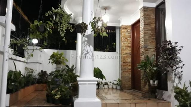 Rumah siap huni 2 lt Melati Mas, BSD Villa Melati Mas, Tangerang
