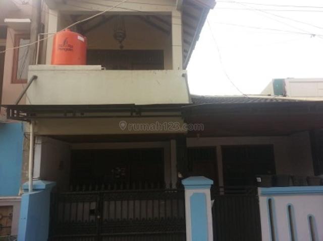 Rumah Tingkat 2 LT!! Hanya 20 Jt/thn Di Pondok Ungu (3807)mar/lou, Pondok Ungu, Bekasi