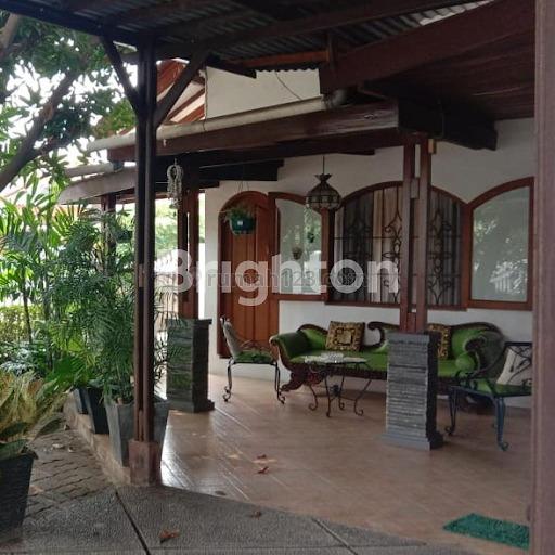 Rumah Asri Dan Nyaman Di Kawasan Kompleks Deplu,Tangerang Selatan, Pondok Karya, Tangerang