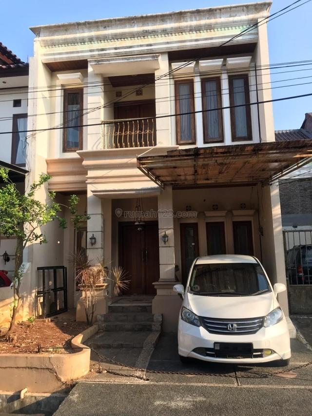 Rumah Siap Huni di Dekat Pintu Tol dan Bandara Halim (HW), Jatiwaringin, Jakarta Timur