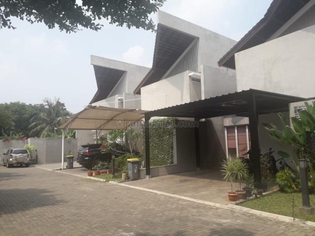 Town House di jakarta selatan, Pondok Pinang, Jakarta Selatan