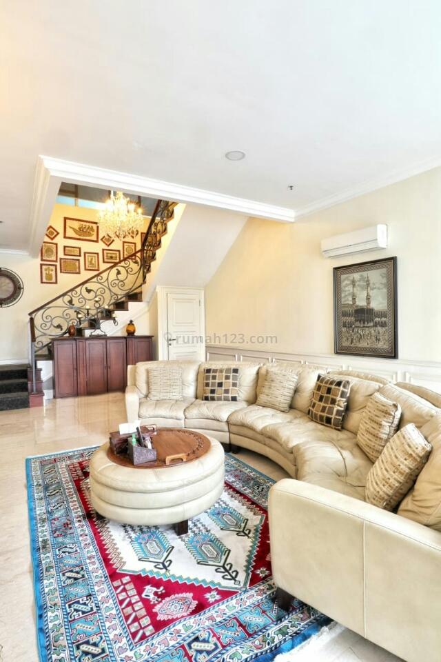 Rumah Kece Siap Huni Turun Harga !!!, Kebayoran Baru, Jakarta Selatan