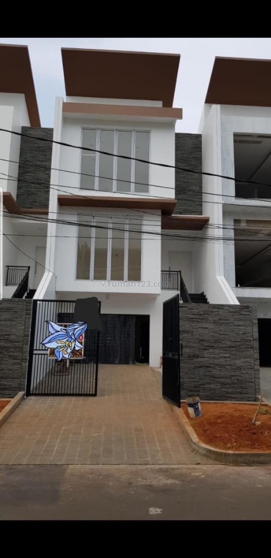 Rumah Minimalis Pluit Samudra Baru Brand New, Pluit, Jakarta Utara