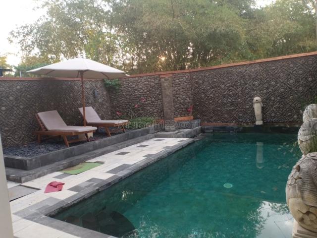 Villa di kompleks duduk Batu Layar, Batu Layar, Lombok Barat