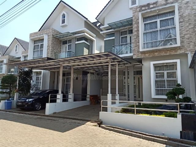 BANYAK BONUSNYA! Rumah EXCLUSIVE Mewah Murah 2 Lantai Dekat Pemkot Cimahi, Suasan Asri dan Sejuk, Cisarua, Bandung Barat