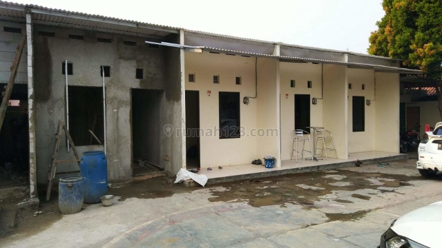 Rumah Petak, Flat Dan Kos Kosan Dekat Bintaro Ada Parkir Mobil, Bintaro, Jakarta Selatan