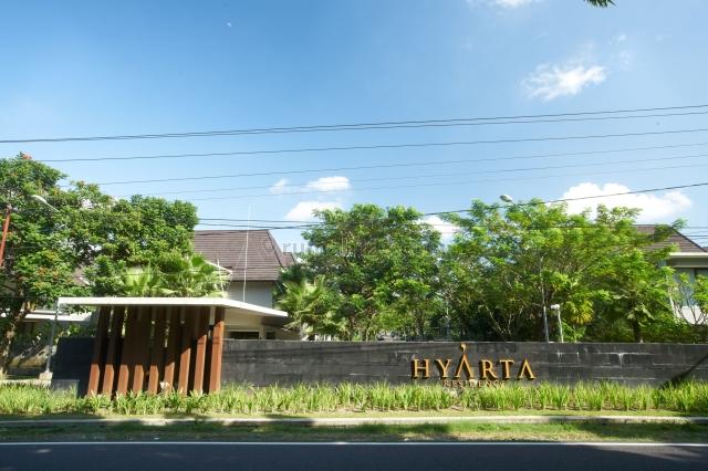 Hyarta Residence 4 kamar unfurnished bergaya resort Jogja, Ngaglik, Sleman