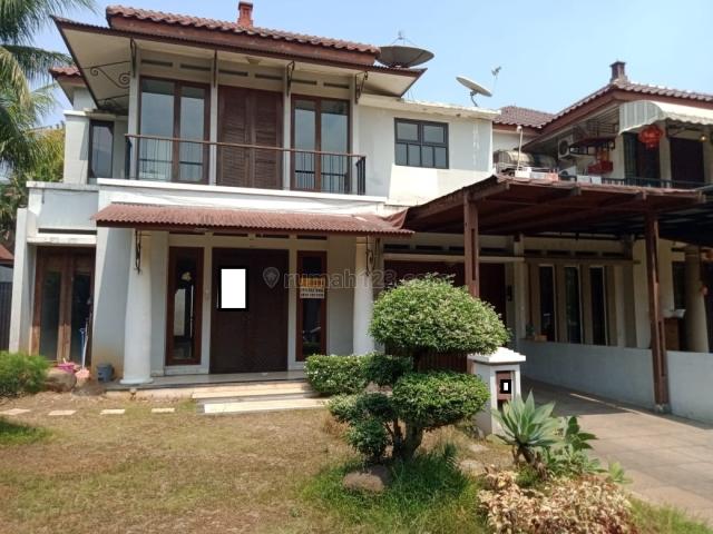 Cluster Premier Residence Rumah Minimalis Cukup Besar Hoek, Modernland, Tangerang